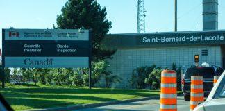 St-Bernard-de-Lacolle border
